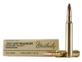 Weatherby Ammunition 340 Weatherby Magnum 225 Grain Barnes Triple-Shock X Bullet Hollow Point Lead-Free Box of 20