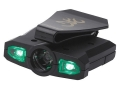 Browning Night Seeker Pro Cap Light White and Green LEDs with Batteries (1 AAA Alkaline) Polymer Black