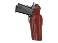 Bianchi 19 Thumbsnap Holster Right Hand Glock 34, 35 Leather Tan