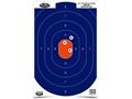 "Birchwood Casey Dirty Bird 12"" x 18"" Blue/Orange Silhouette Target"
