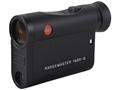 Leica Rangemaster CRF 1600-B Laser Rangefinder 7x Black