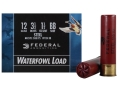 "Federal Speed-Shok Waterfowl Ammunition 12 Gauge 3-1/2"" 1-1/2 oz BB Non-Toxic Steel Shot Box of 25"