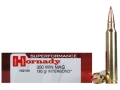 Hornady SUPERFORMANCE Ammunition 300 Winchester Magnum 180 Grain InterBond Boat Tail Box of 20