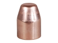 Nosler Sporting Handgun Bullets 45 Caliber (451 Diameter) 230 Grain Full Metal Jacket Flat Nose Box of 250
