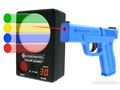 LaserLyte Color Guard Kit with Full Size Trigger Tyme Laser Trainer Pistol