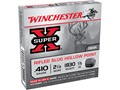 Winchester Super-X Ammunition 410 Bore 2-1/2&quot; 1/5 oz Rifled Slug