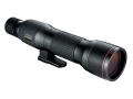 Nikon EDG Fieldscope Spotting Scope 20-60x 85mm Straight Body Armored Black