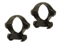 Millett 1&quot; Angle-Loc Windage Adjustable Ring Mounts Tikka Matte Low
