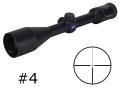 Product detail of Zeiss MC Conquest Rifle Scope 3.5-10x 50mm #4 Reticle Matte