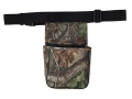 Bob Allen Divided Shotgun Shell Pouch with Adjustable Belt