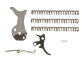 Power Custom Half Cock Hammer and Trigger Kit Ruger 22 and 32 Caliber Single Six Steel Blue