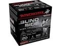 "Winchester Blind Side High Velocity Ammunition 20 Gauge 3"" 7/8 oz #6 Non-Toxic Steel Shot"