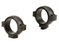Burris 30mm Signature Standard Rings Matte High