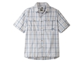 Mountain Khakis Men's Equatorial Shirt Short Sleeve Polyester Plaid