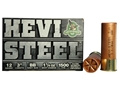 "Hevi-Shot Hevi-Steel Waterfowl Ammunition 12 Gauge 3"" 1-1/4 oz BB Non-Toxic Shot"