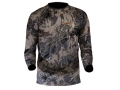 Sitka Gear Youth Core Mock Shirt Long Sleeve Polyester Gore Optifade Open Country Camo Youth Large 31-1/2-33