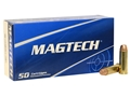 Product detail of Magtech Sport Ammunition 44 Remington Magnum 240 Grain Full Metal Jacket