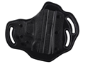DeSantis Intimidator 2.0 Belt Holster Left Hand Springfield XD9, XD40, XDM Kydex and Leather Black