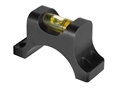 Nightforce Anti-Cant Device Top Ring Bubble Level for Nightforce Steel, Unimount and Direct Mount Rings 30mm Matte