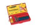 Lansky Standard Knife Sharpening System with Coarse, Medium and Fine Hones