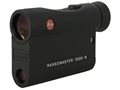 Leica Rangemaster CRF 1000-R Laser Rangefinder 7x Black
