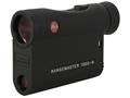 Leica Rangemaster CRF 1000-R Laser Rangefinder 7x Black
