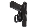 Bianchi 75 Venom Belt Holster Right Hand 1911 Government Leather Black