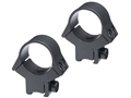 B-Square 1&quot; Sport Utility 22 Rimfire and Airgun Rings Medium Matte