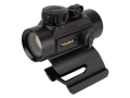 Product detail of TRUGLO Red Dot Sight 30mm Tube 1x 5 MOA Red and Green Dot with Integral Remington Shotgun Mount Matte