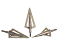 Muzzy Phantom Fixed Blade Broadhead 100 Grain Carbon Steel Pack of 3