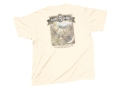 "Bob Allen ""Field Tested American Sportsman"" Short-Sleeved T-Shirt with Pheasant Graphic Cotton Medium"