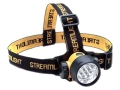 Product detail of Streamlight Septor Headlamp 7 White LEDs with Batteries (3 AAA Alkaline) Polymer Yellow