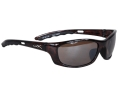 Wiley X P-17 Sunglasses Bronze Brown Flash Lens