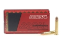 Federal Game-Shok Ammunition 22 Winchester Magnum Rimfire (WMR) 50 Grain Jacketed Hollow Point