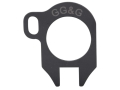 GG&G Loop End Plate Sling Mount Adapter Benelli M4 12 Gauge Aluminum Matte