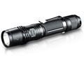 Fenix PD35 Flashlight LED with 2 CR123A Batteries Aluminum Black