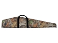 "Bob Allen Scoped Rifle Gun Case 48"" Nylon Advantage Timber Camo"