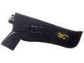 Browning Buck Mark Pistol Holster Right Hand Nylon Black