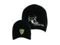 ScentBlocker Bone Collector Skull Cap Acrylic Black