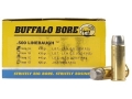 Product detail of Buffalo Bore Ammunition 500 Linebaugh 435 Grain Lead Long Flat Nose Box of 50