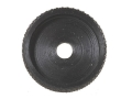 "Product detail of Williams Aperture Regular 1/2"" Diameter with .093 Hole Black"