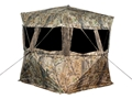 Product detail of Big Game VS360 Ground Blind 77&quot; x 77&quot; x 70&quot; Polyester Epic Camo