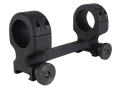 DNZ Products Freedom Reaper 1-Piece Scope Base with 1&quot; Integral Rings AR-15 Flat-Top Matte