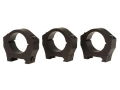 "Product detail of Weigand 1"" Weaver-Style Magnum Lightweight Aluminum Scope Rings"