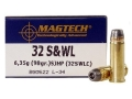 Magtech Sport Ammunition 32 S&W Long 98 Grain Semi-Jacketed Hollow Point