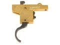 Timney Featherweight Rifle Trigger Mauser Swedish 94, Spanish 93, 95 without Safety 1-1/2 to 4 lb Blue