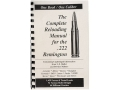 Loadbooks USA &quot;222 Remington&quot; Reloading Manual