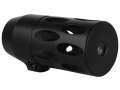 "Volquartsen Forward Blow Stabilization Module Muzzle Brake .920"" Diameter Barrel Ruger 10/22, 10/22 Magnum Black"