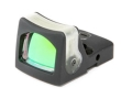 Product detail of Trijicon RMR Reflex Red Dot Sight Dual-Illuminated Triangle Matte
