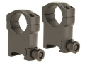 "Leupold 1"" Mark 4 Picatinny-Style Rings Matte Super High"